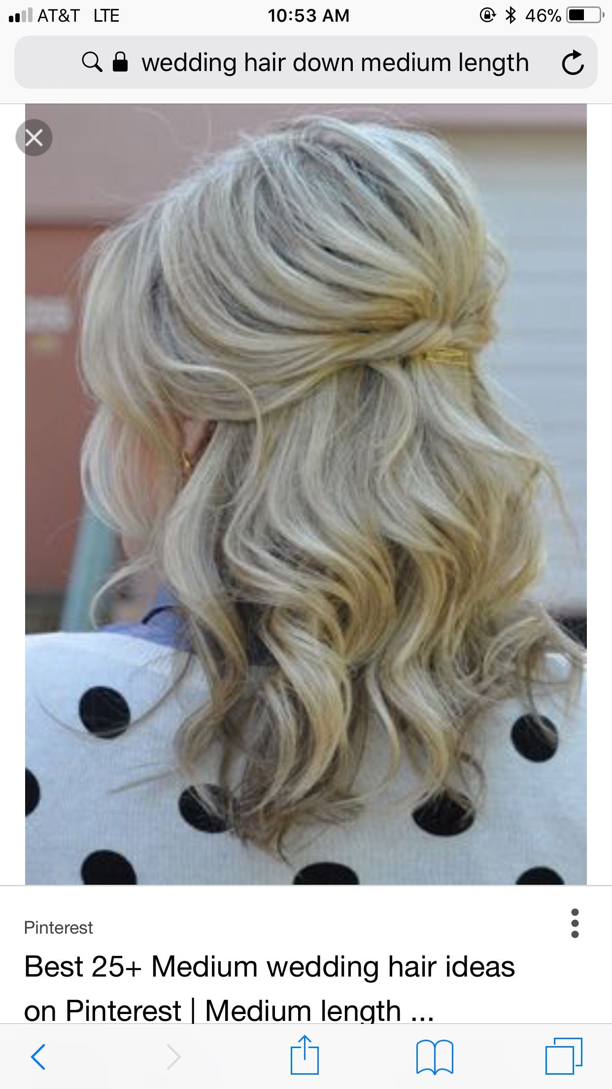 Pin by Bethany Gray on Kev and Bethany | Pinterest | Hair, Wedding ...