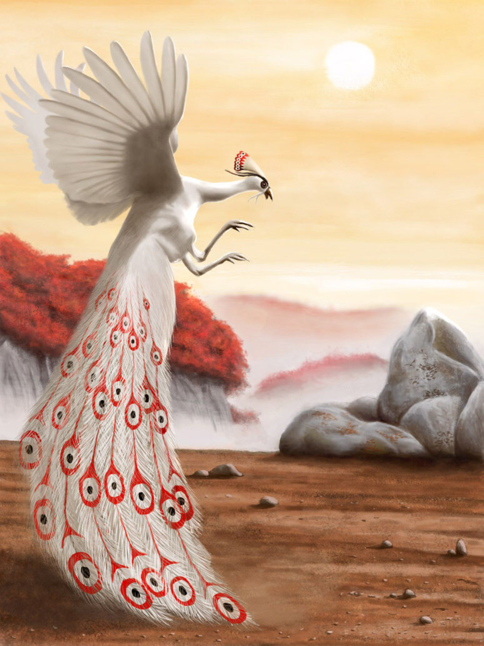 The Kung Fu Peacock By Darefron On Deviantart  Kung Fu -2711