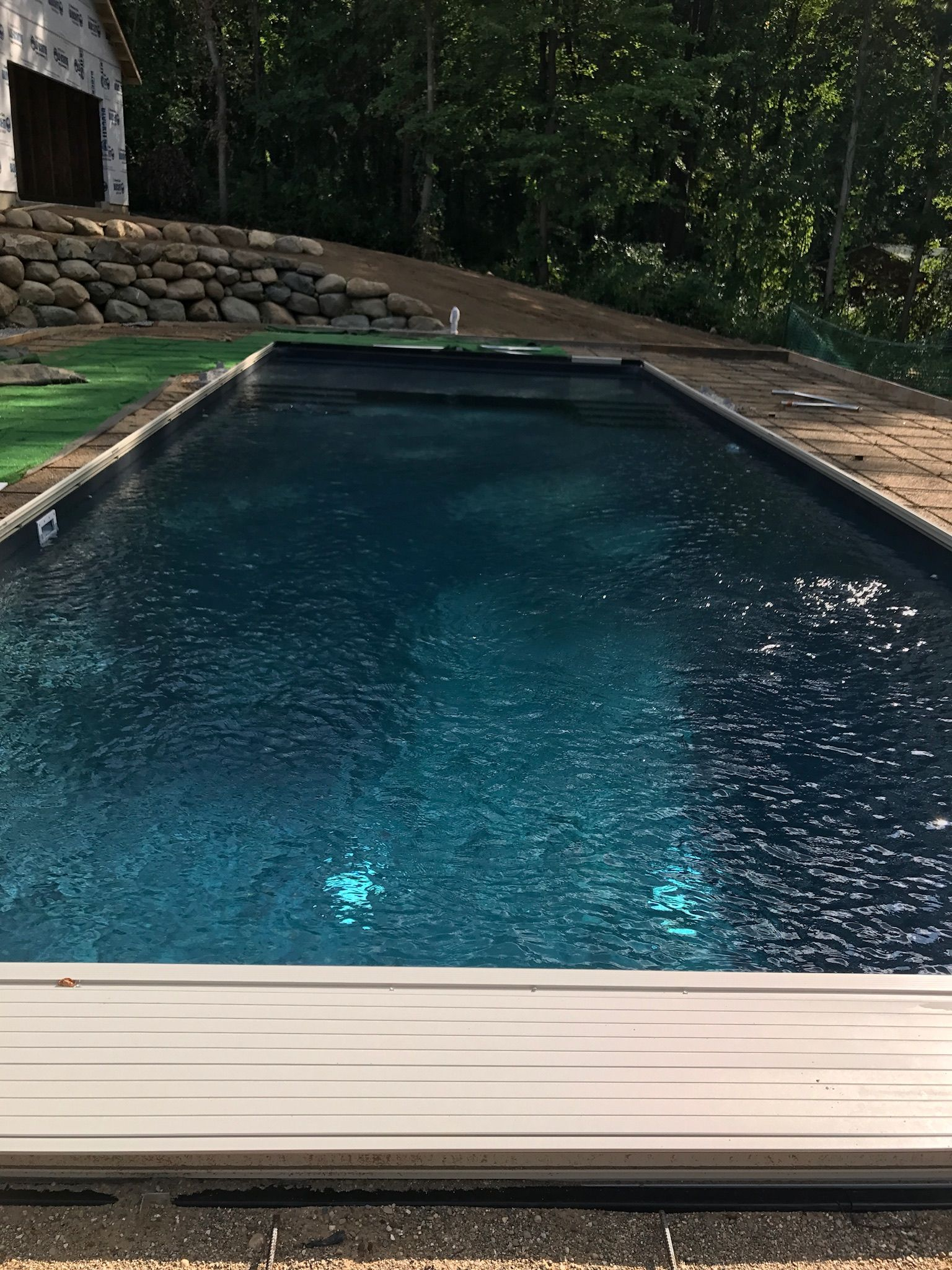 Gli black onyx liner with images pool liners pool