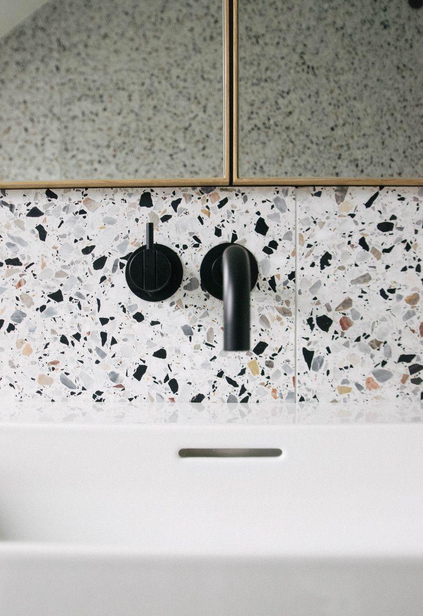 Terrazzo  Projecten  MAN architecten  My bathroom