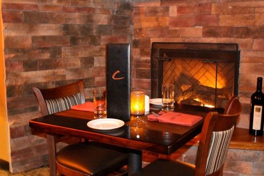 Diners are treated to a welcoming, intimate atmosphere at Camille's before even opening their menus.