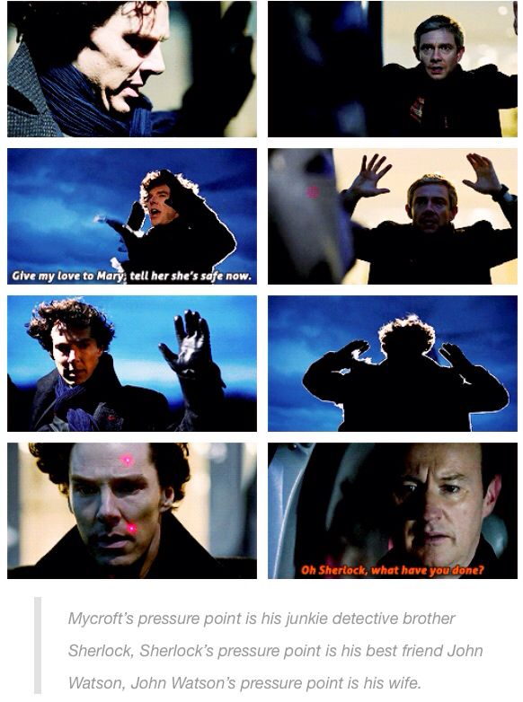 Seriously, this episode was beautiful! The whole series three was beautiful, but this episode... everything in it was beautiful and perfect.