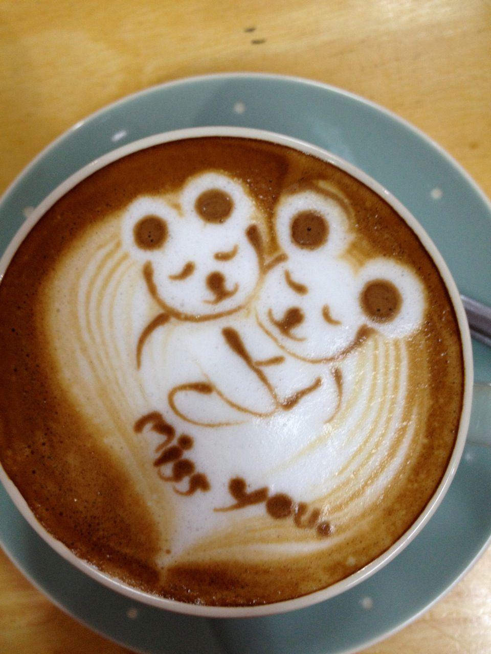 Mice Friends Miss You Fun With Coffee Coffee Love I Miss U