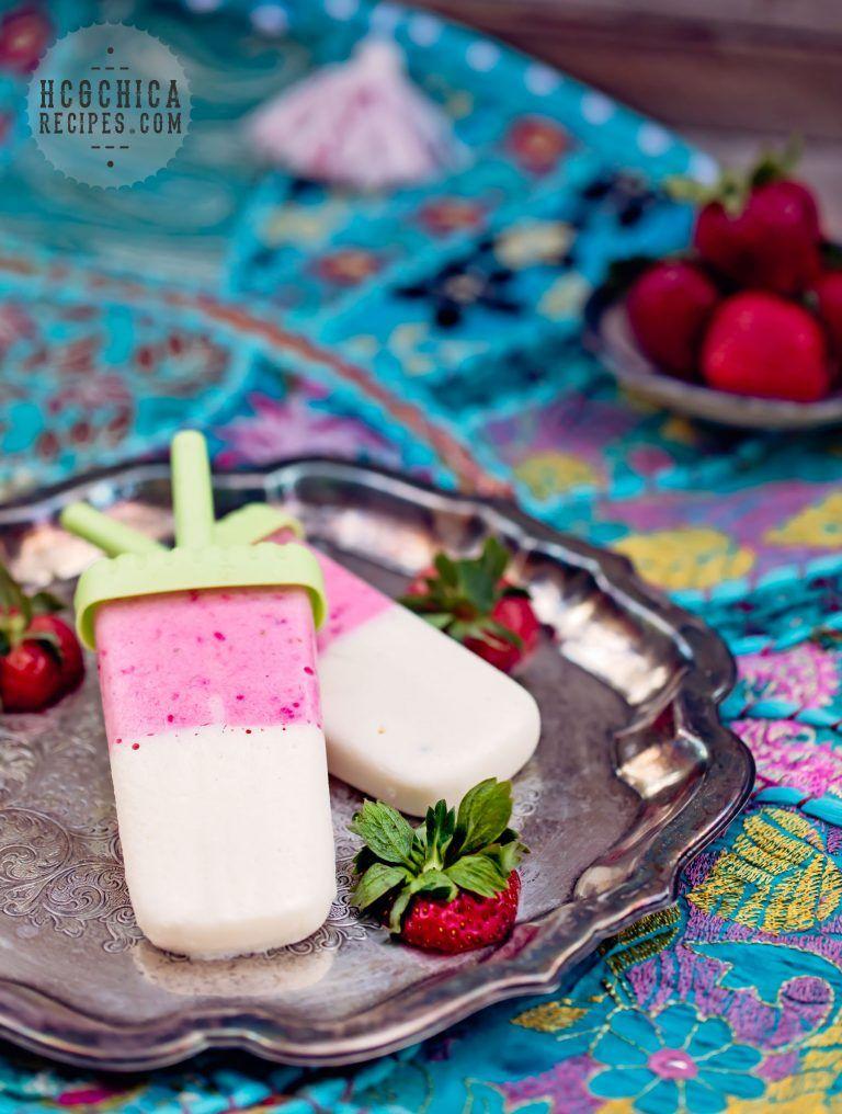 12 desserts Strawberry stevia ideas