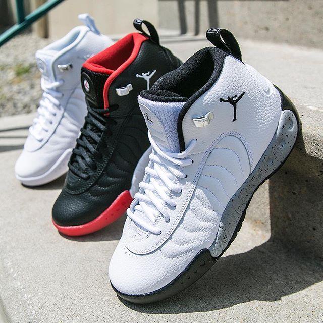 5ce491b554c6 Premium comfort on the courts. Pick up the Jordan Jumpman Pro GS at ...