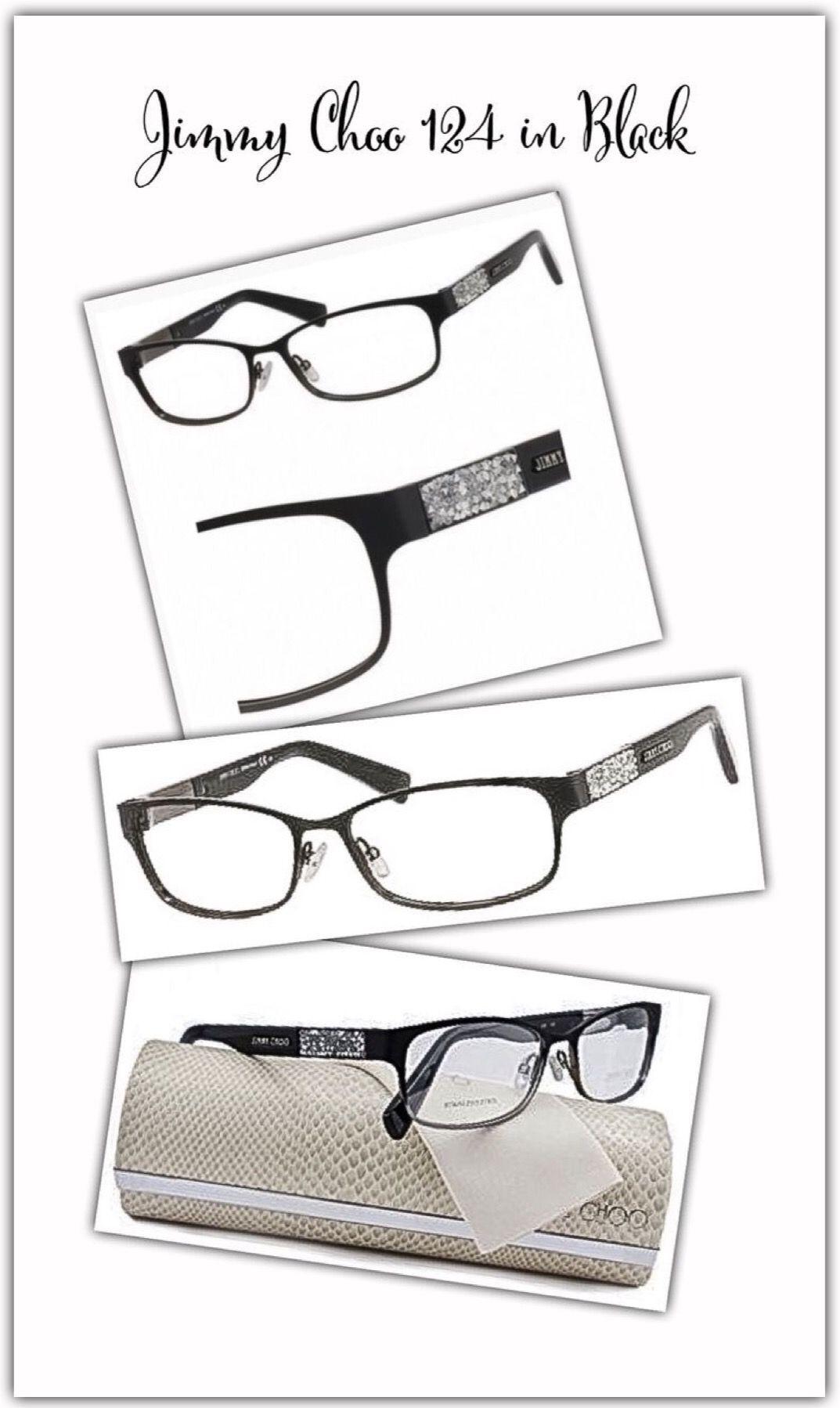 2590618a5f24 Eyeglass Frame 124 in Black