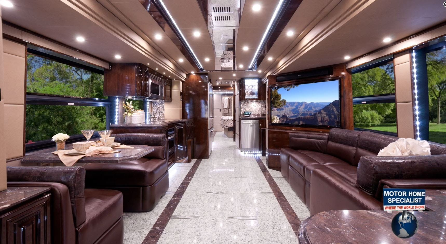 2 2 Million Outlaw Luxury Prevost Rv At Mhsrv Com Quot The