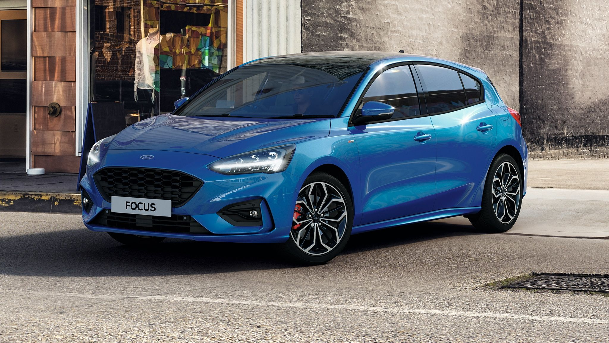 Ford Focus Adds a MildHybrid 1.0Liter Powertrain for
