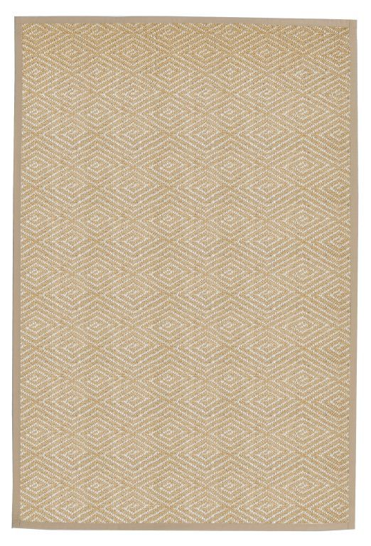 Our Popular Quot Diamond Sisal Quot Rug Offered In Standard