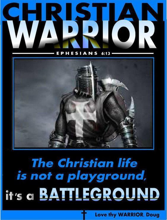 It is a war! Sometimes we win battles sometimes we lose but the war had already been win! All we can do is have faith in the Victor and press on unafraid! !: