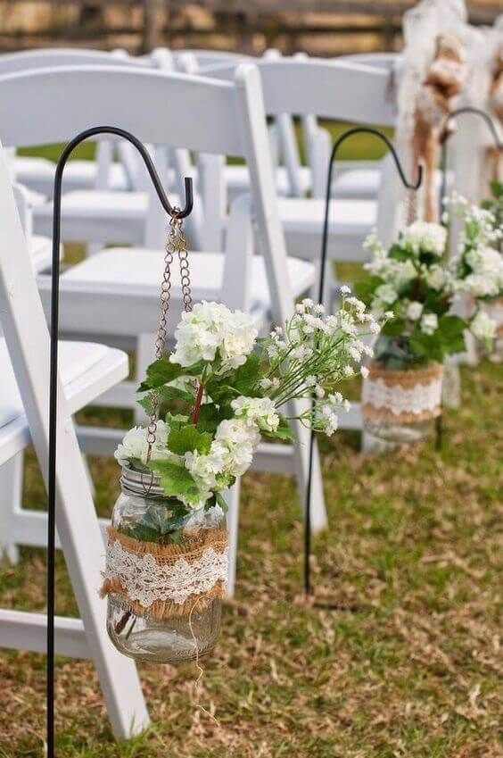 These Examples Might Just Contain Enough Outside Country Wedding Ideas To Have Your Creative Juices Flowing And Help You Find Out The Exact Rustic Burlap