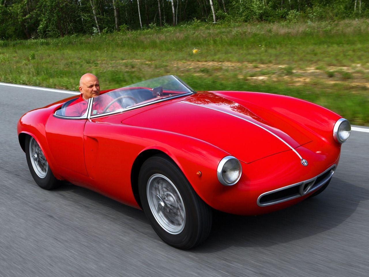 1954 Alfa Romeo 2000 Sportiva Spider AUTRES VEHICULES