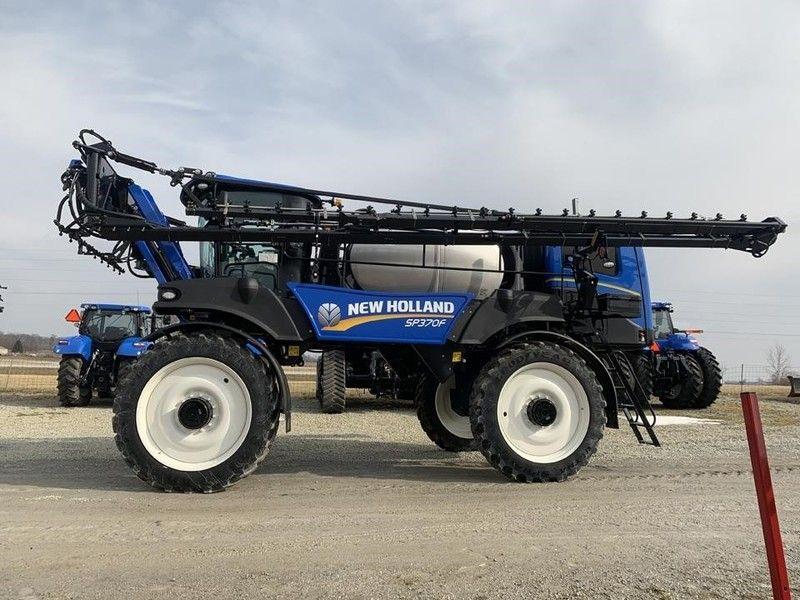 2018 New Holland Sp 300f Self Propelled Sprayer Rochester