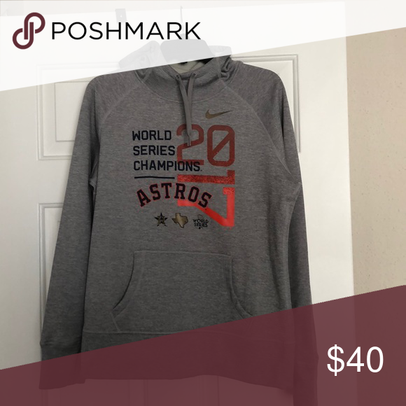 watch f8c96 ec09d 2017 Houston Astros World Series Champions Hoodie An ...
