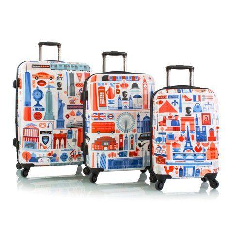 Heys Fernando Volken Togni – Cities 3-piece Spinner Luggage Set New  http://www.alltravelbag.com/heys-fernando-volken-togni-cities-3-piece-spinner-luggage-set-new/