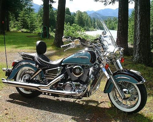 1999 Honda Shadow Aero 1100 By Aerobird Bikes Honda Shadow
