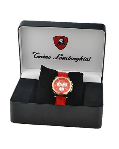 Bidz Com Listing 253515621 Tonino Lamborghini Chronograph Date Watch With Diamonds Certificate Available Accessories Watches Watches
