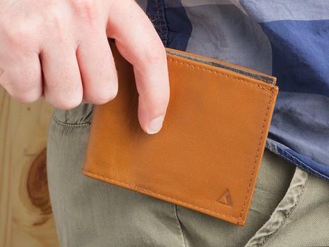 Allett: Sport Classic Leather Wallet