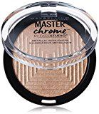 Maybelline New York Face Studio Master Chrome Metallic Highlighter, Molten Gold, 0.24 Ounce - http://47beauty.com/cosmeticcompanies/maybelline-new-york-face-studio-master-chrome-metallic-highlighter-molten-gold-0-24-ounce-2/ https://www.avon.com/?repid=16581277 What's happening now? The chrome effect. Now, skin heats up with a warm metallic sheen. This face highlighter is infused with metallic pigments that create a reflective finish.  Company: L'Oreal – Cos