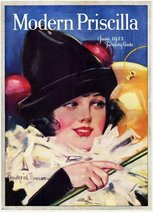 Womens World - Vintage Magazine Covers - PRE-TEND Be