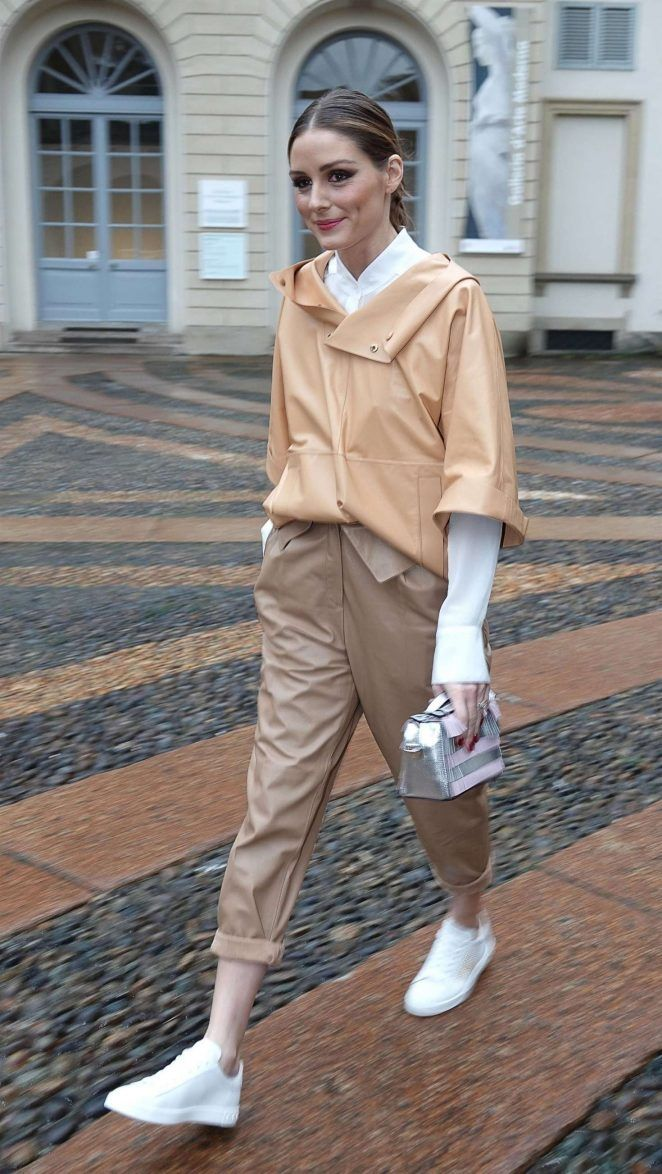 Olivia To 2018 Milan Palermo In February Fashion Week Out 23 m0wnONv8
