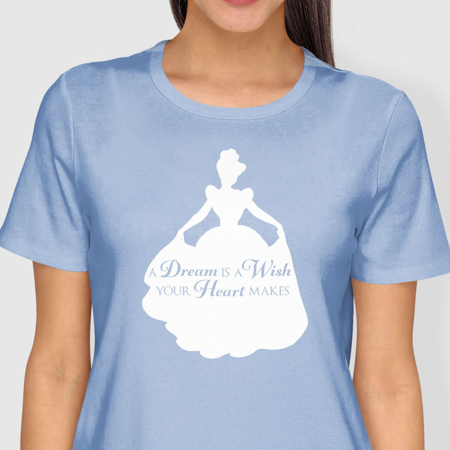 Disney Shirts A Dream Is A Wish Your Heart Makes Cinderella By