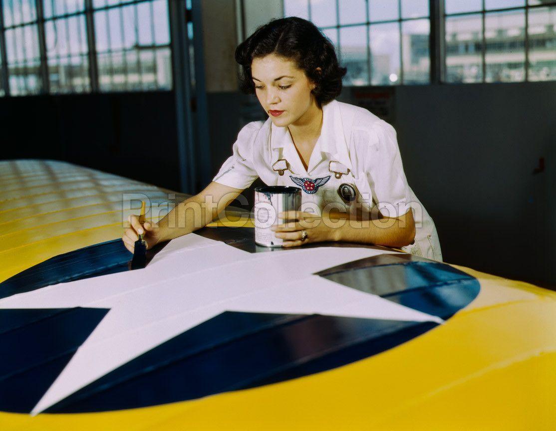 Print Collection Star Painter, Corpus Christi, Texas