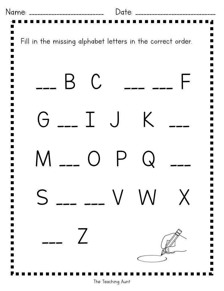 medium resolution of Missing Uppercase Letters Worksheets (Free Printable)   Uppercase letters  worksheets