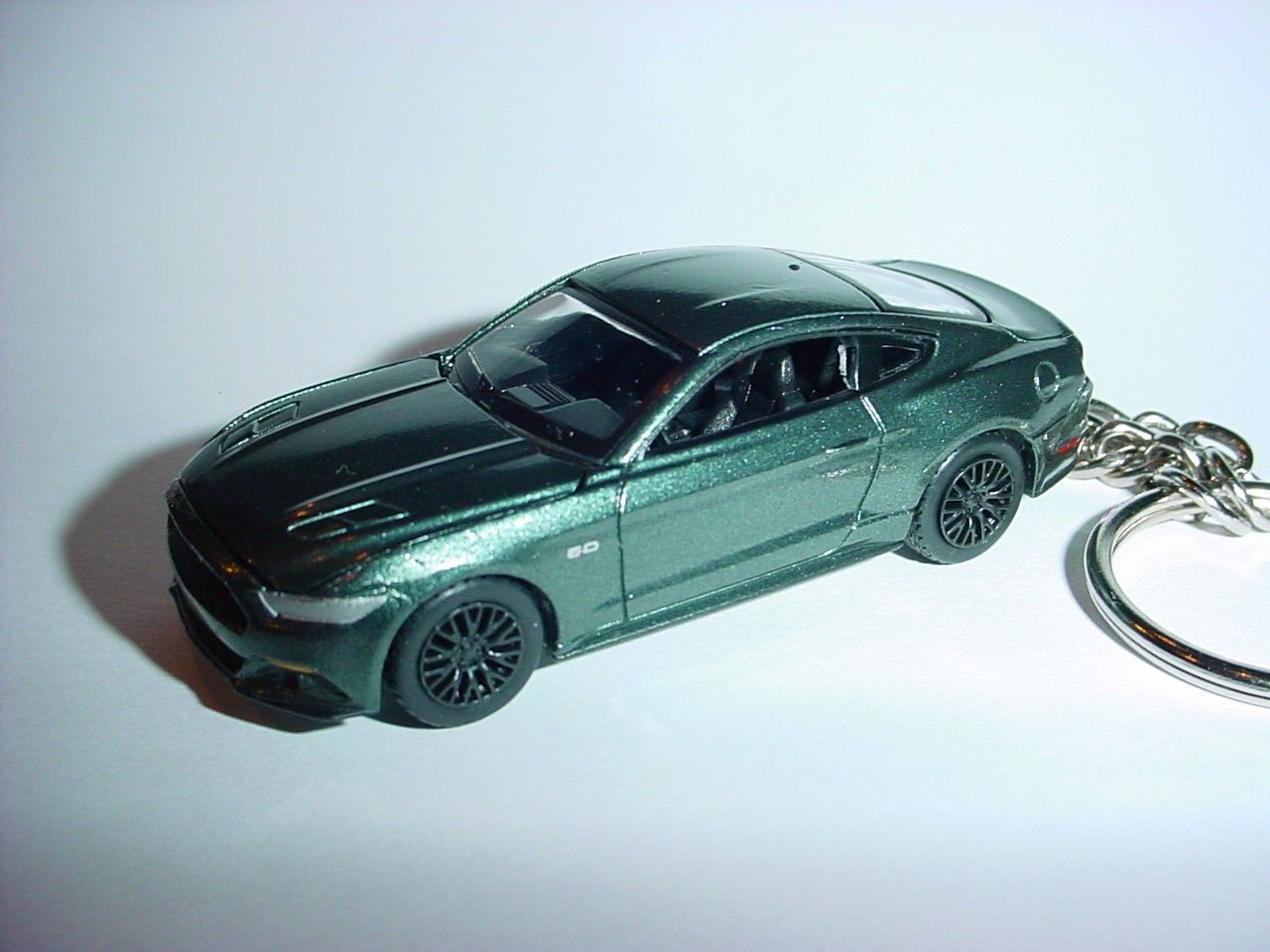 Pin On 3d Mustang Keychain