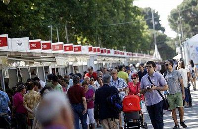 La Feria del Libro celebra su 75 edición con Cervantes y Francia de protagonistas