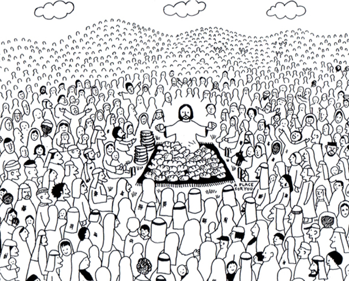 Crowd Of People Coloring Page - Google Search