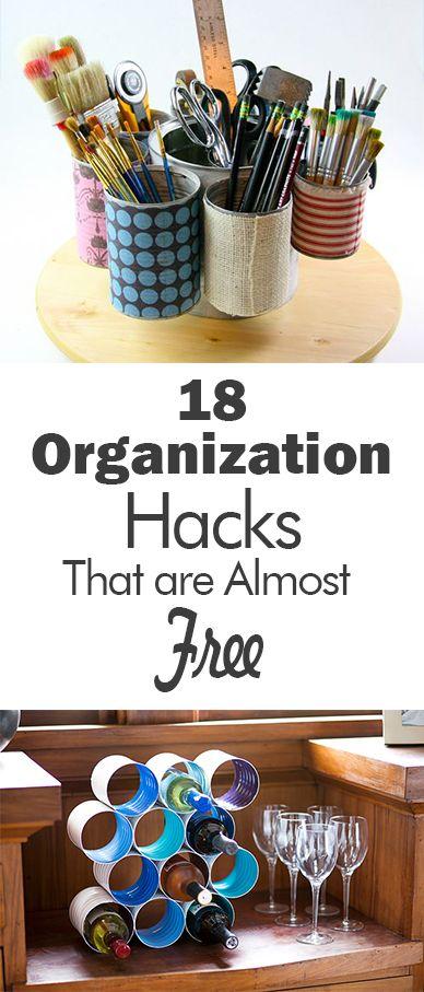 Cheap Organization, How to Organize Frugall,y Cheap Organization ...