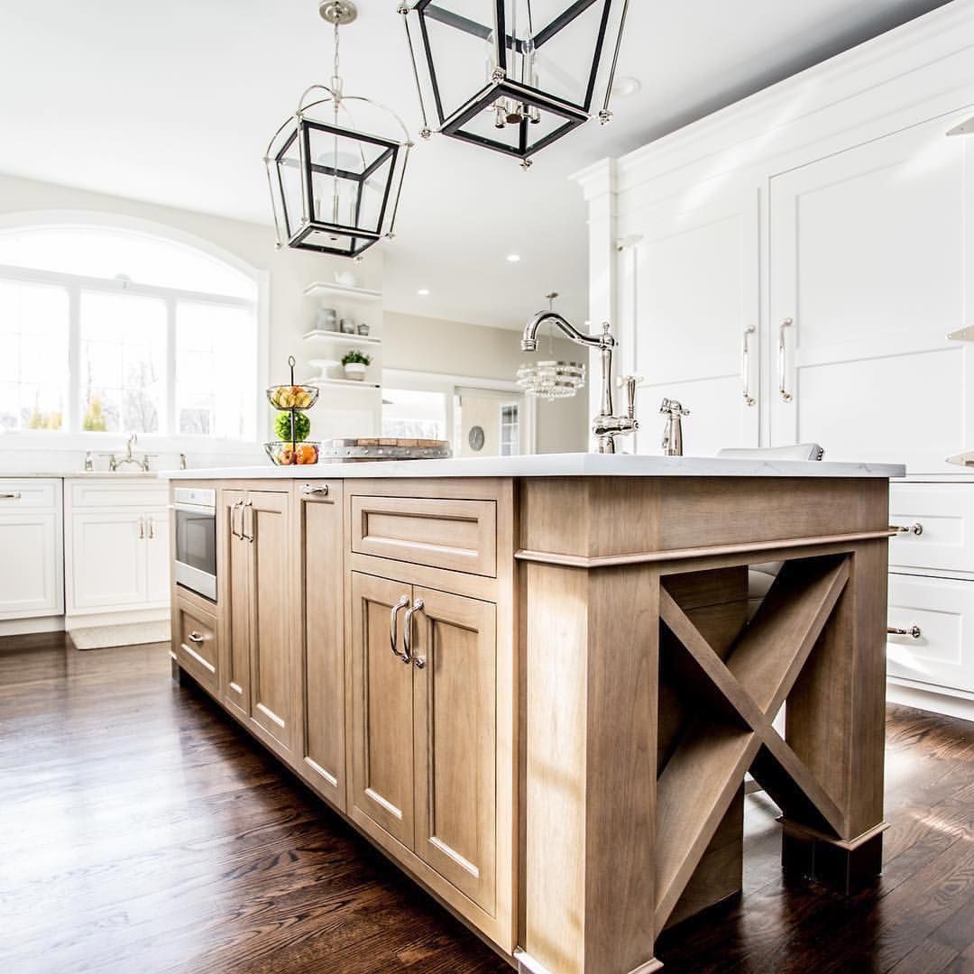 a delightful farmhouse inspired kitchen featuring hudson valley rh pinterest com