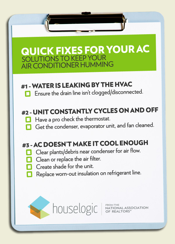 If Your AC Won't Turn On or Isn't Cooling, Try These Tips