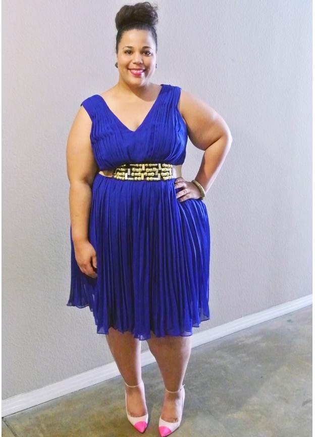 Plus size marilyn monroe inspired dress