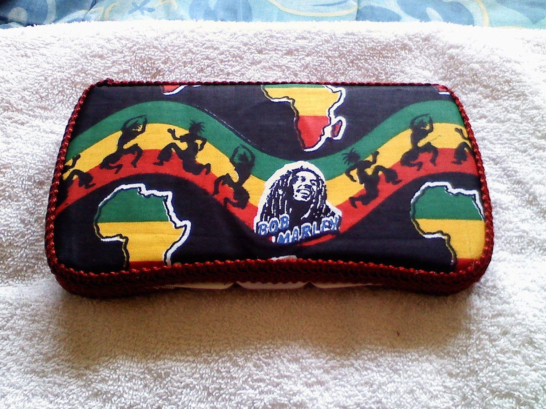 Bob Marley Rasta/Reggae Wipe Case by KianaKaeha on Etsy, $10.00