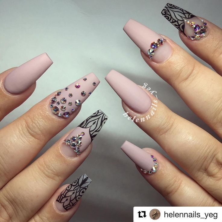 Imagen relacionada | Uñas | Pinterest | Manicure, Beauty nails and ...