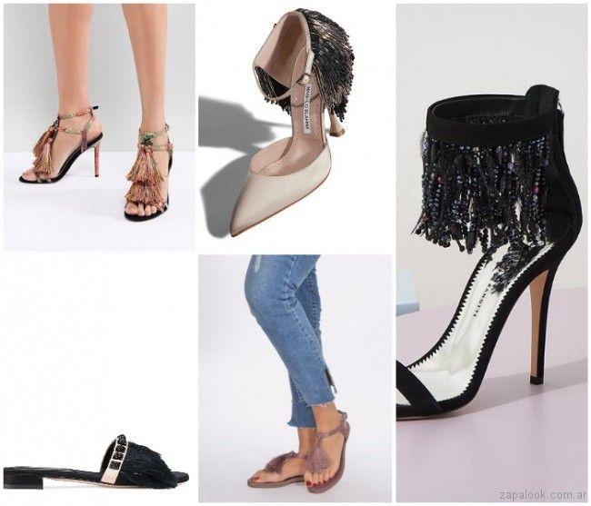 12aa3d3a5c888 Tendencias   calzados de moda primavera verano 2019
