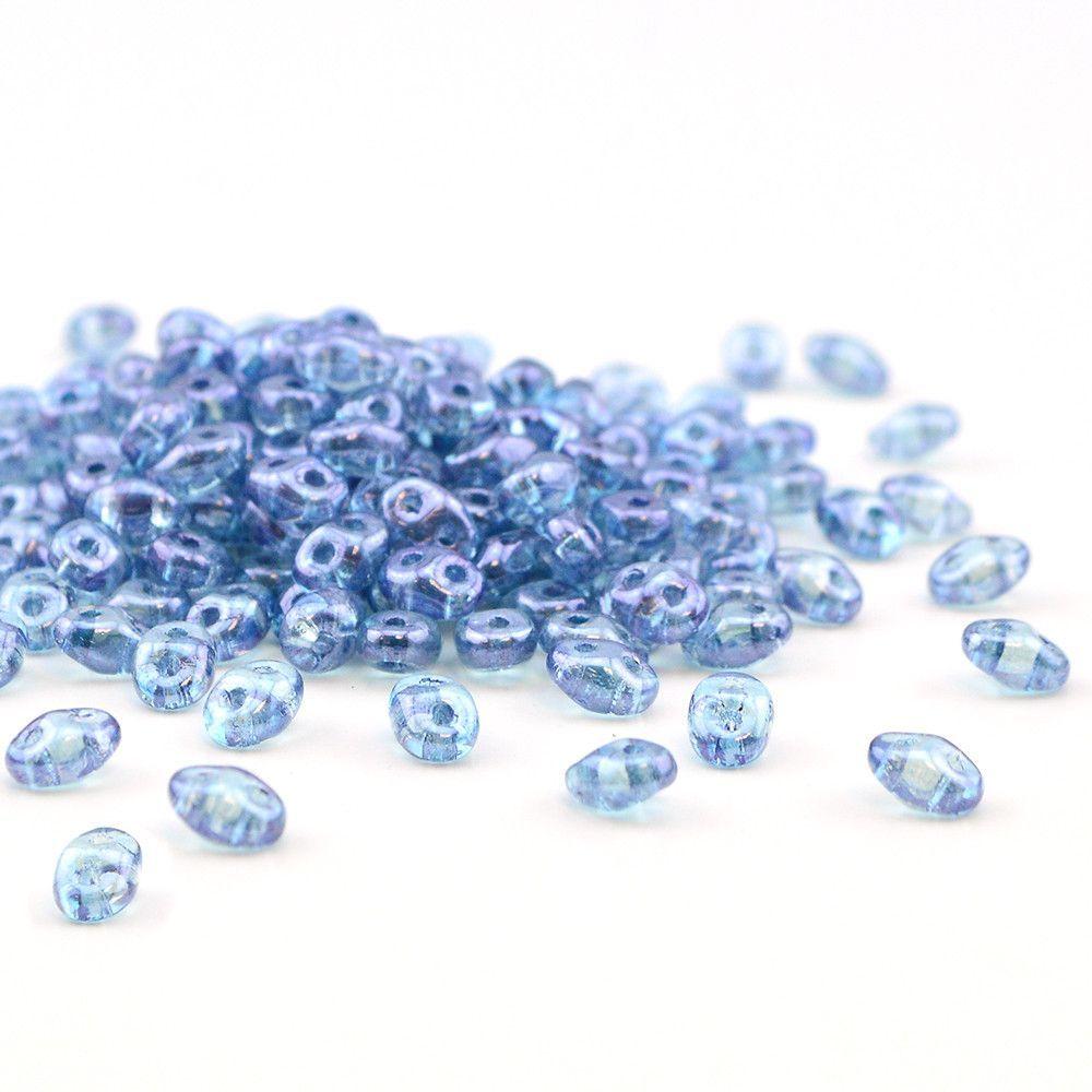 Crystal Blue Luster