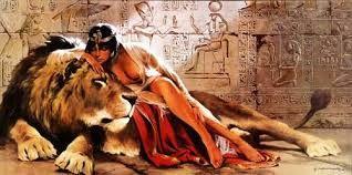 Resultado de imagem para lion retro girl