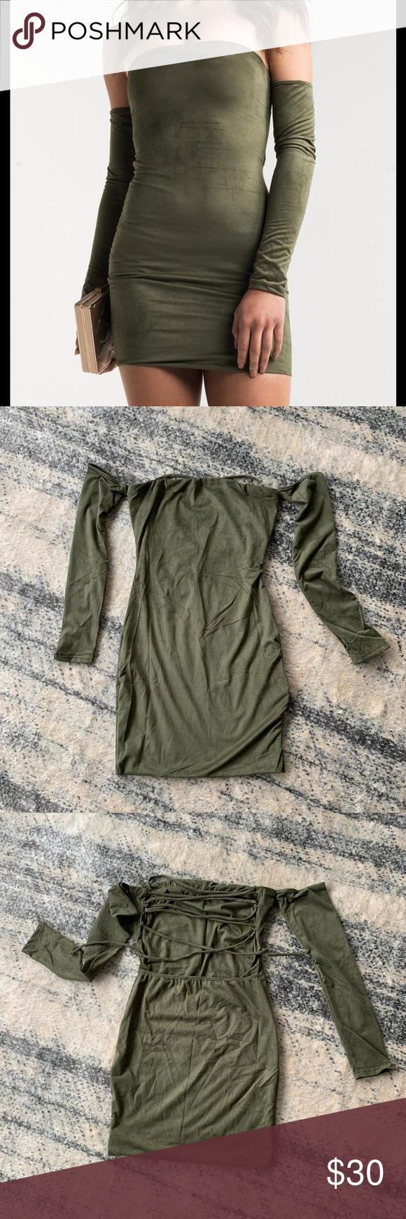 AKIRA label Off Shoulder Mini Dress | Clothes design