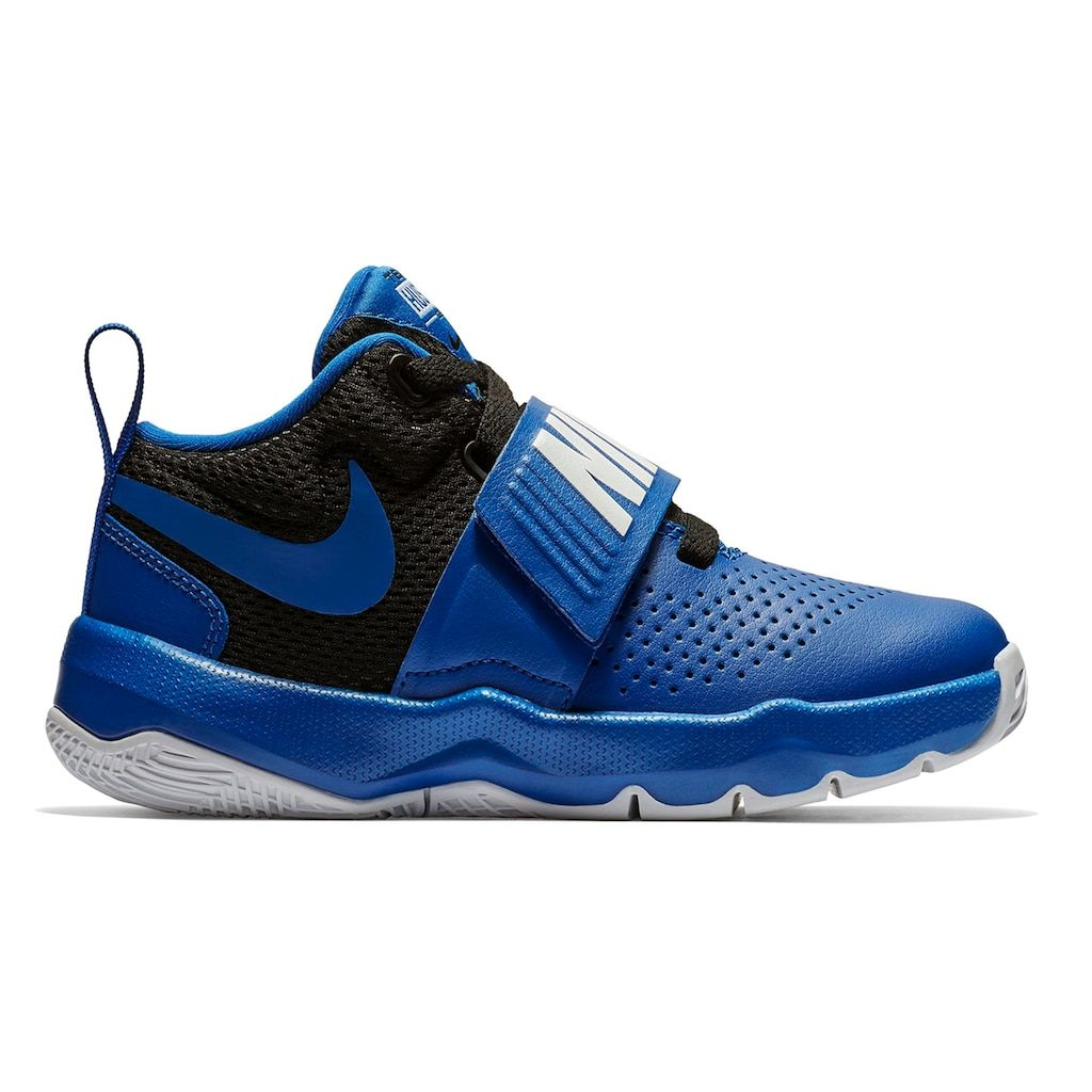 Nike Team Hustle D8 Preschool Kids' Sneakers | Products ...
