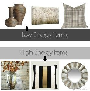 ideas to lighten a low energy family room with little or no natural light. How to make a dark room feel brighter