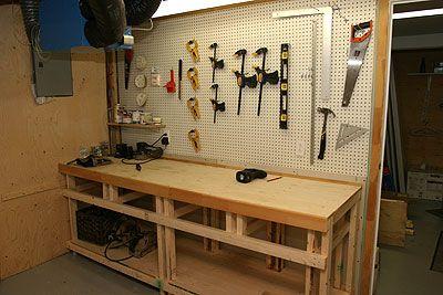 etabli ma maison garage pinterest tablis. Black Bedroom Furniture Sets. Home Design Ideas