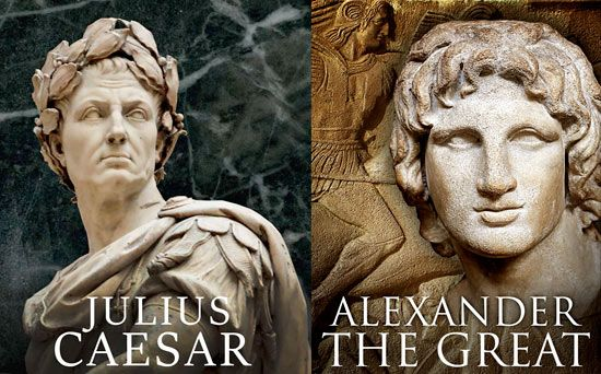 Cesare E Alessandro With Images Alexander The Great Ancient