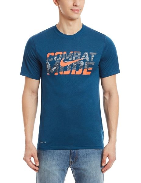 Buy Nike Men's Round Neck T-Shirt Online at cheap prices from ...