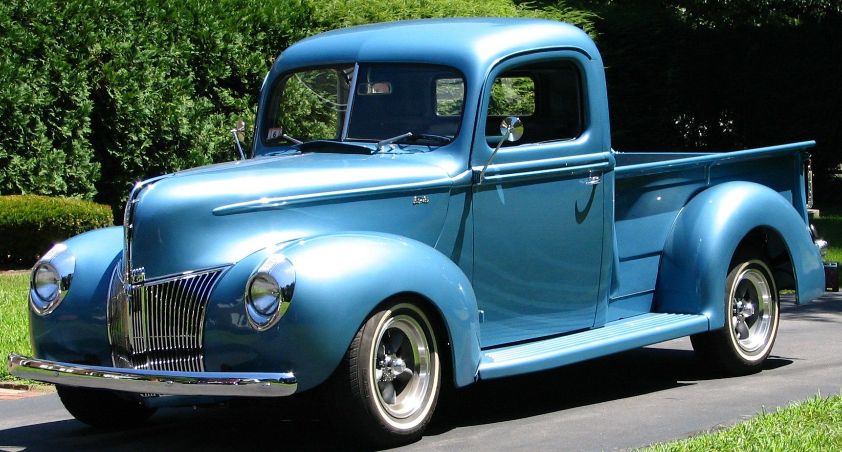 1940 Ford Truck Colors