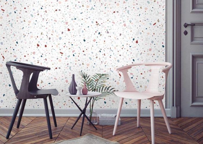 ▷ 1001 + modèles de papier peint tendance phares - couleur tendance chambre a coucher
