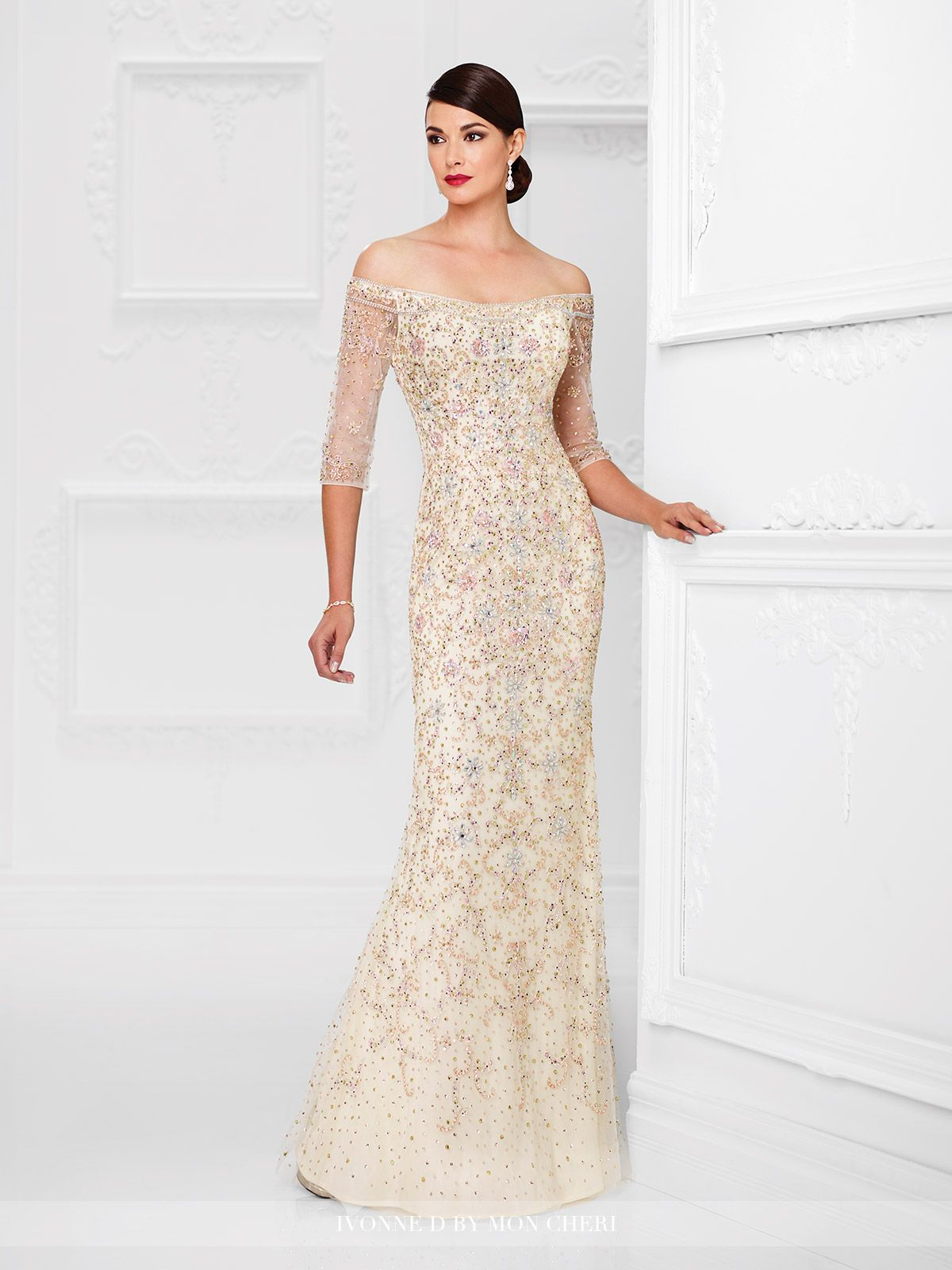 Couture Ivonne D Mother of the Bride Dresses 2019 for Mon Cheri ... 8508f7ea9