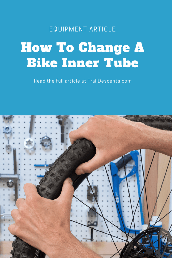 Read This Article On How To Change Your Bike Tire Inner Tube